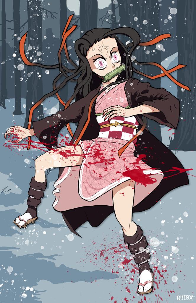 Demon Slayer Nezuko