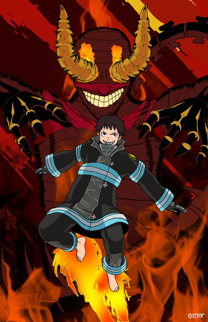 Fire Force Shinra